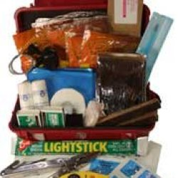 Atv/Snowmobile Personal Survival Kit-Large