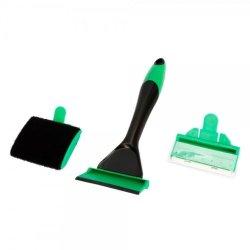 Usongs Angle Adjustable Tool Set With Scraper Cleaner Brush For Fish Tank Aquarium