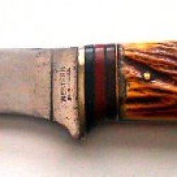 Western Boulder Hunting Knife