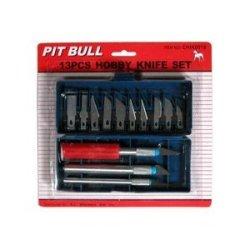 Pit Bull Chik0018 Pit Bull Chik0018 Hobby Knife Set