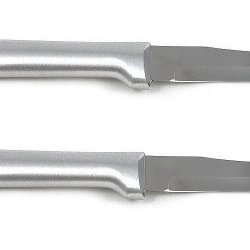 Rada Cutlery Heavy Duty Paring Knife With Aluminum Handle, Pack Of 2