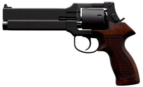 ガスガン 攻殻機動隊 トグサの銃・マテバM-M2007 LIMITED-EDITION 8mmBBガスリボルバー (チェッカ入り木製グリップ装備)