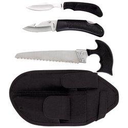 Maxamâ® 4Pc Game Knife Set , Game Processing Set