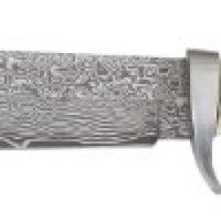 Coast C244397 Knife Damascus Bowie