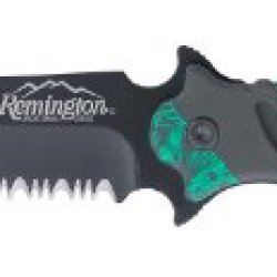 Sportsman Series F.A.S.T. Fixed Blade Zombie Hunter - Green (19984)