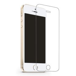 Newtons Ultra Slim Tempered Glass Screen Protector For Iphone 5 5S 5C 9H Hardness With Oleophobic Coating - Retail Packaging