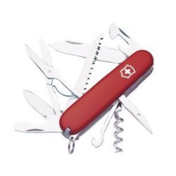 "Knife Huntsmn Swiss 3.5"" (Pkg Of 5)"