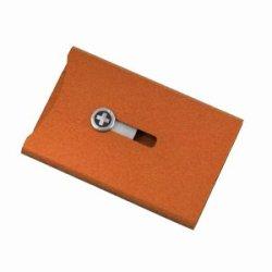 Wagner Super Slim Wallet, Yellow Sw706