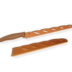 """Baguette Knife Colori® 10.5"""" (Brown)"""
