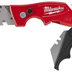 Milwaukee Electric Or Electrical Tool 48-22-1902 Fastback Knife/Storage - Quantity 6