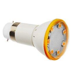 B22 2 W 7 X5050Smd Lm 3000 K, 126-140 The Warm White Led Bulb Sizes (200-240 - V)