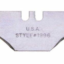 Wiss Rwk16V .025-Inch 5 Heavy Duty Hook Utility Knife Blades