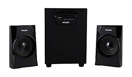 Philips MMS 1400 2.1 Speaker System