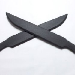Gurkha Kukri Training Sword Practice Blade Arnis Kali Combat Training *Not For Contact Training*