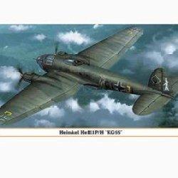 01954 1/72 Heinkel He111P/H Kg55 Limited Edition