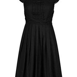 Eshakti Women'S Olivia Dress 4X-28W Short Black