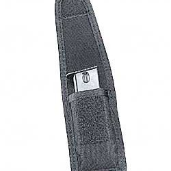 Uncle Mike'S Off-Duty And Concealment Accessory Kodra Universal Single Pistol Mag Case, Black