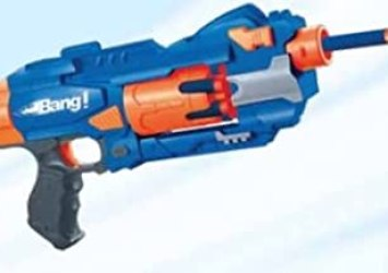 Mitashi Strikers Hawk Gun