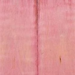 """Maple Curly Stabilized Pink 2 Pc Knife Scales 1/2"""" X 1 1/2"""" X 5"""" 8"""