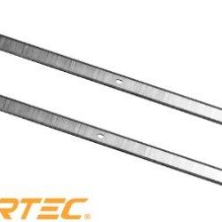 Powertec 128035 12-1/2-Inch Hss Planer Knives For Craftsman 21758, Set Of 2