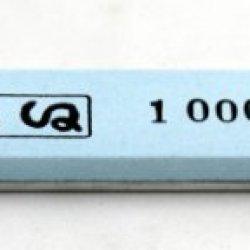 "Chosera 10,000 Edge Pro Stone, 1""X6"" X 5Mm With Aluminum Mounting"