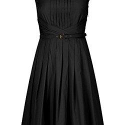 Eshakti Women'S Olivia Dress S-4 Regular Black