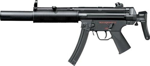 No60 H&K MP5 SD6 (18歳以上スタンダード電動ガン)