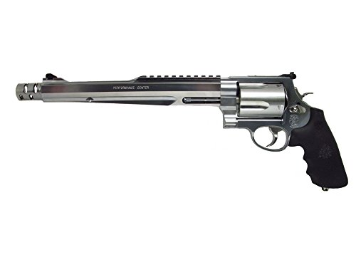 S&W M500 10.5inch Stainless Version2 Gas Gun (18歳以上ガスリボルバー)