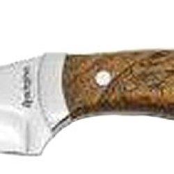 Remington Bocote Wood Skinning Knife