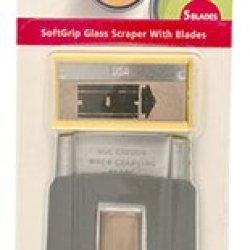 Soft Grip Glass Scraper