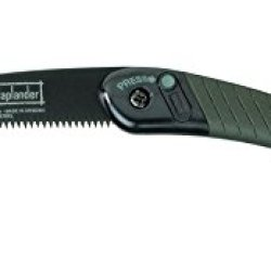 Bahco 396-Lap Laplander Folding Saw, 8-Inch Blade, 7 Tpi