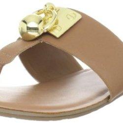 Kelsi Dagger Women'S Ambrosia Sandal,Cognac,6 M Us