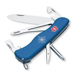 Victorinox Helmsman Swiss Army Knife, 4.4In Height