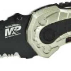 Smith And Wesson Swmp6Cns M And P M.A.G.I.C. Assisted Opening Folding Knife