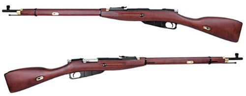 RedFire MosinNagant/モシンナガン1891/30ライフル (エアー/木製ストック装備)