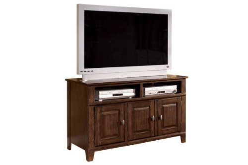 Image of Dark Brown 50 inch TV Stand (ASLYW442-28)