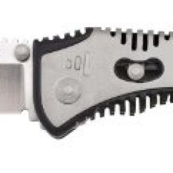 Sog Specialty Knives & Tools Sat001-Cp Flashback Knife With A Straight Edge Assisted Folding 3.5-Inch Drop Point Blade And Grn Handle, Satin Finish