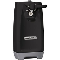 Black Surecut Electronic Can Opener