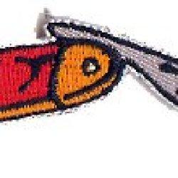 "Reed Artist Patch - 3"" Switchblade Pocket Knife Rare!"