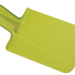 Joseph Joseph Chop 2 Pot Folding Chopping Board, Mini, Green