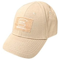Glock Khaki Team Glock Agency Patch Hat