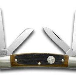 Boker Tree Brand Beer Barrel Wood Congress Pocket Knife Knives