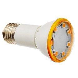 2 W E27 7 X5050Smd Lm 3000 K, 126-140 The Warm White Led Bulb Sizes (200-240 - V)