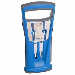 Edgeware Deluxe Knife And Scissor Sharpener (Blue)
