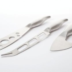 Occasion, Luxury 3 Piece Stainless Steel Knife Set - Large