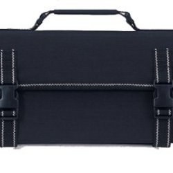 Global G-667/16 - Knife Case With Handle And 16 Pockets