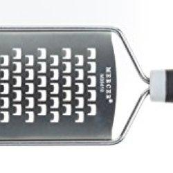 Mercer Culinary M35410 Mercergrates Extra Coarse Blade, Wide, Stainless Steel, Black