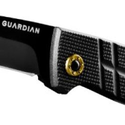 Guardian 31-001241 D2 Fixed Blade Knife, 3-Inch