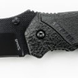 Schrade Scha4B M.A.G.I.C. Assisted Opening Drop-Point Blade Folding Knife