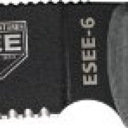 Esee Model 6 Part Serrated.